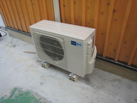 エアコン空調工事